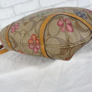 Coach Bags - Rare Coach F22223 Peyton Clover Shoulder Bag Hobo